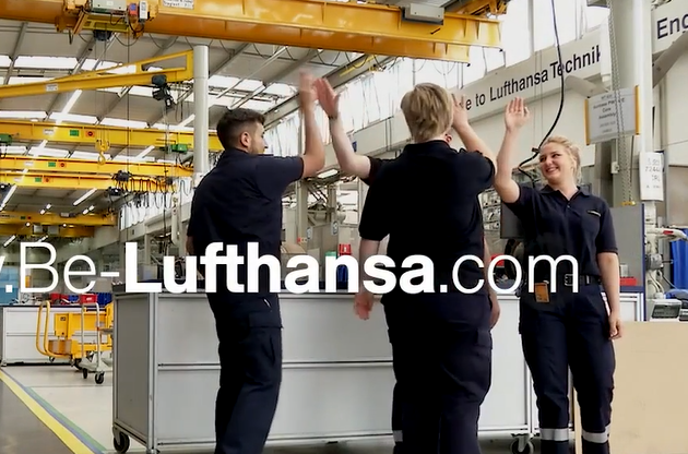 (c) Lufthansa